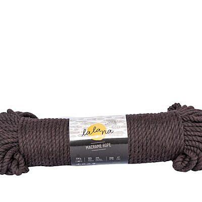 Lalana Macrame rope brown 5mm