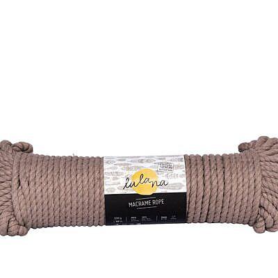Lalana Macrame rope coffee 5mm